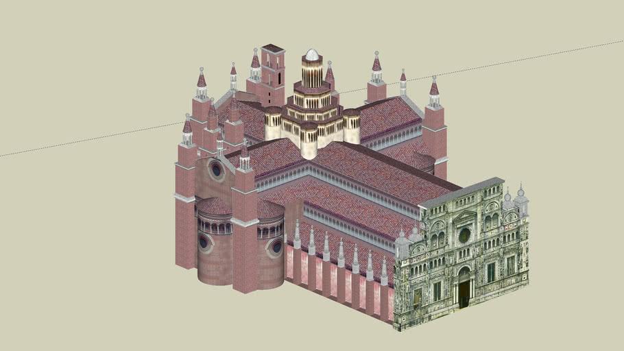 Certosa di Pavia (solo chiesa)