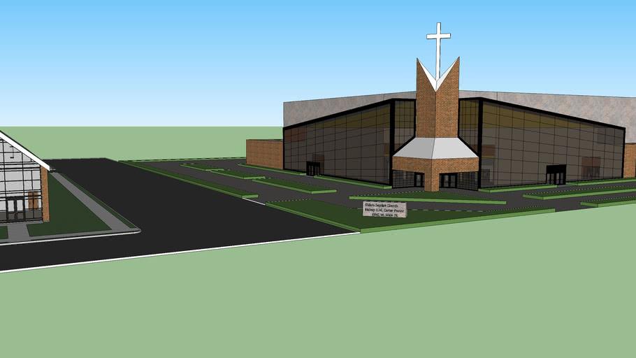 Shiloh Baptist Church New Main Campus