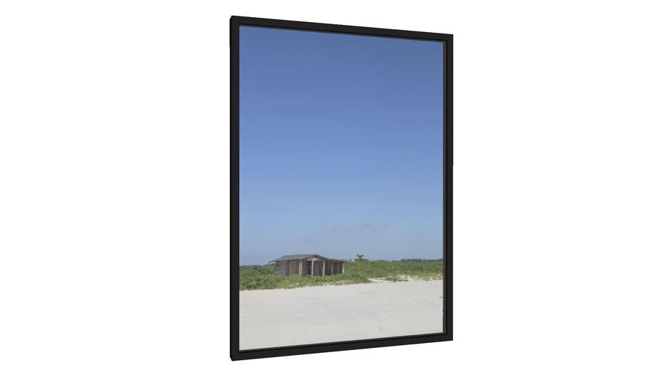 Quadro Casa de Praia - Galeria9, por Fagner Martins