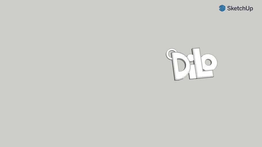 DiLo Keychain