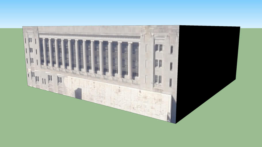 Building in كانساس سيتي، ميزوري، الولايات المتحدة