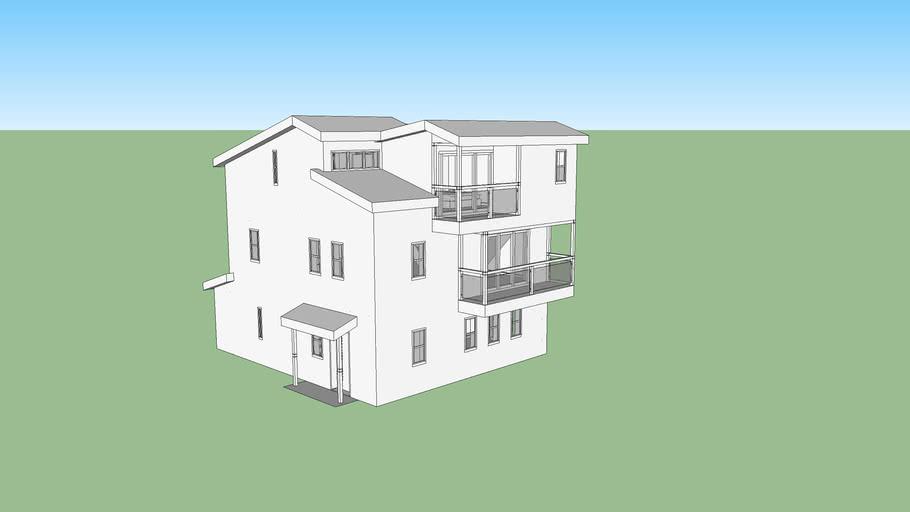 Kit House Detail
