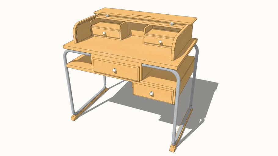 Belgium Children's Desk