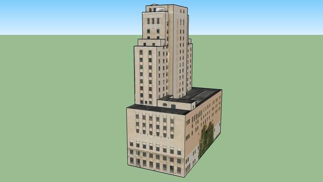 Fenn Tower, Cleveland State University, Cleveland, OH, USA