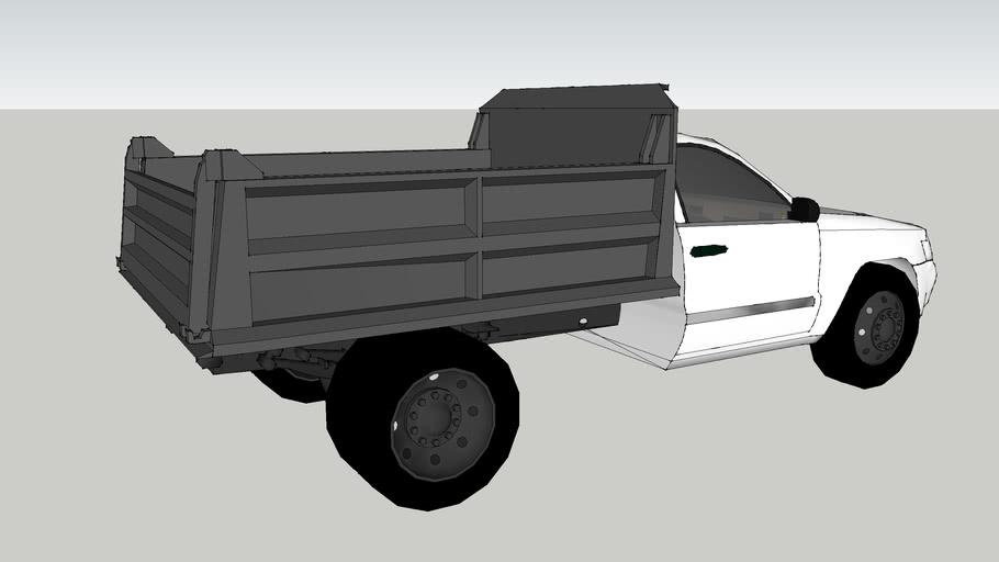 jeep dump truck