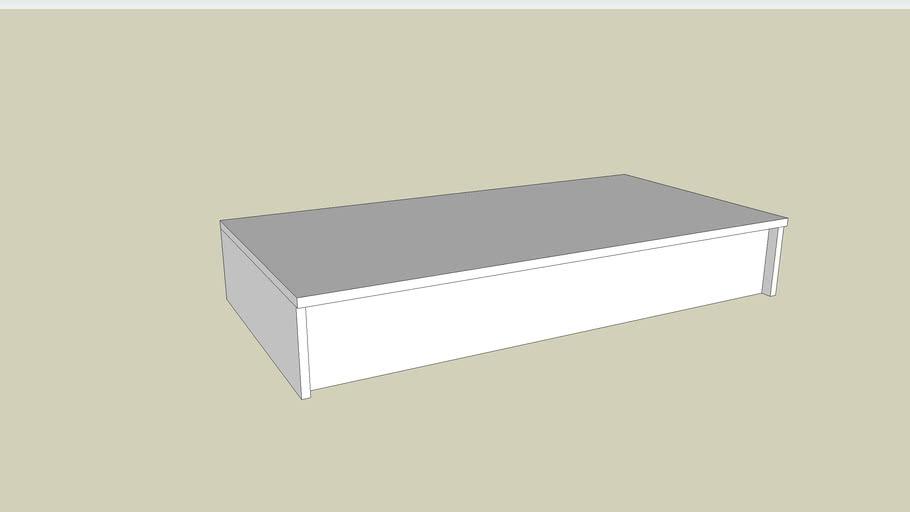IKEA Effektiv Plinth (base)