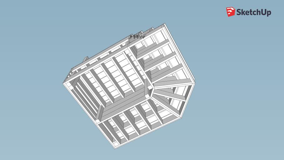 JG Deck Stairs