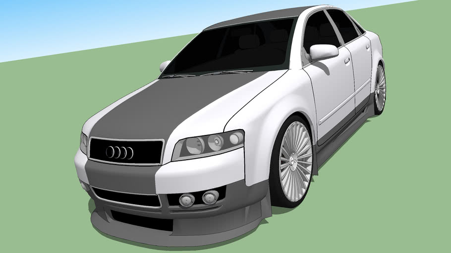 Audi A4 2001 Gonzalo Tuning