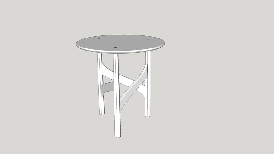 Eleganet Accent Table