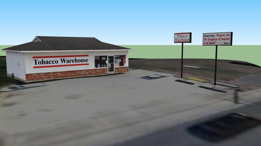 Tobacco Warehouse