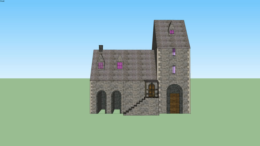 midieval building or stable