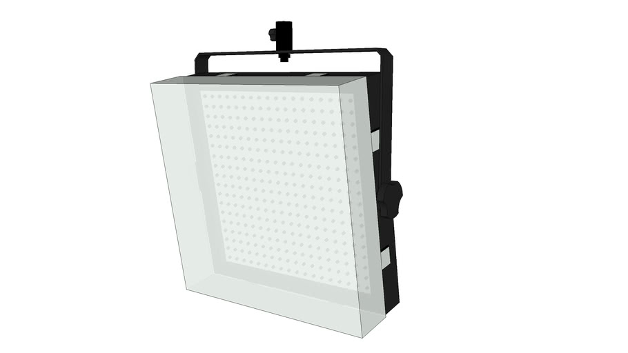 Tecpro Felloni - High output with 576 LEDs incl. standard dimmer