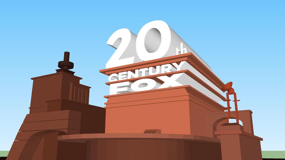 20th century fox logo remake 75