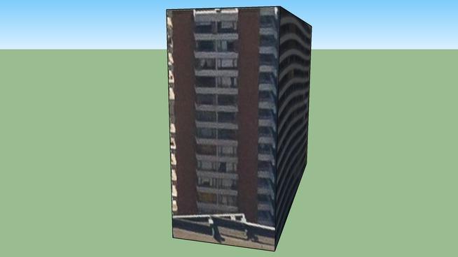 Building in Quilicura, Santiago, Chile