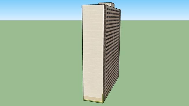 Building in Toronto, ON M5S 3E9, Canada