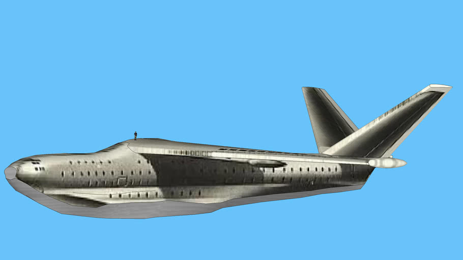 Saunders-Roe Saro P.192 Giant Jet Flying Boat