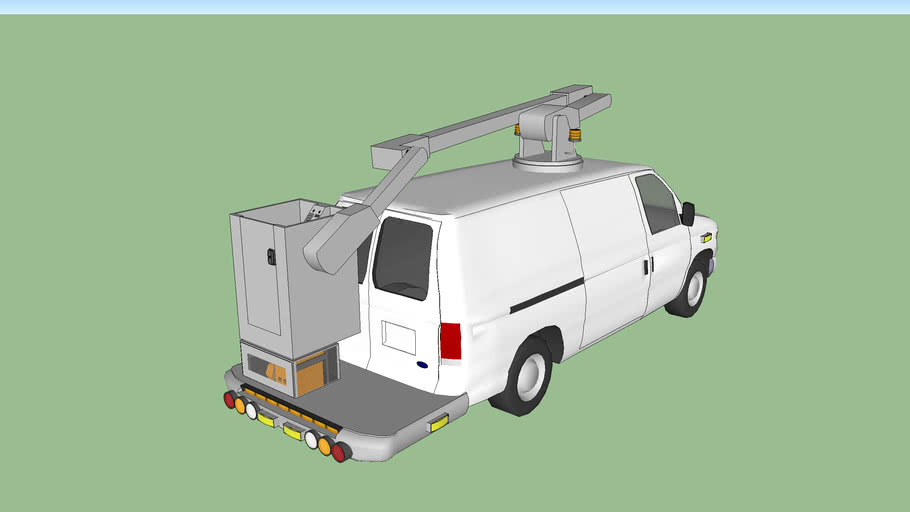 Ford Utility Van
