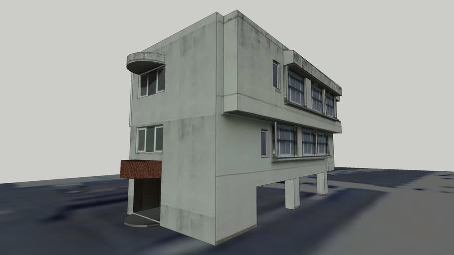 西予市の建物