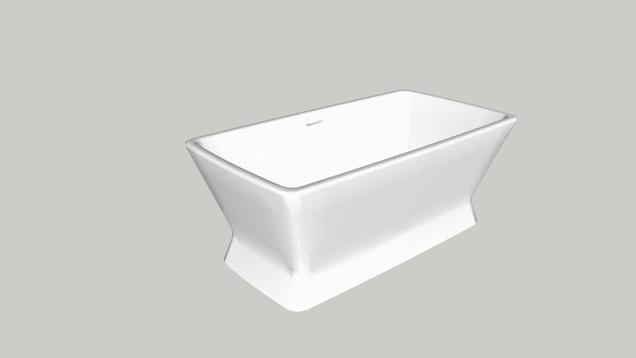 Kallista Papion 50204 Freestanding Tub