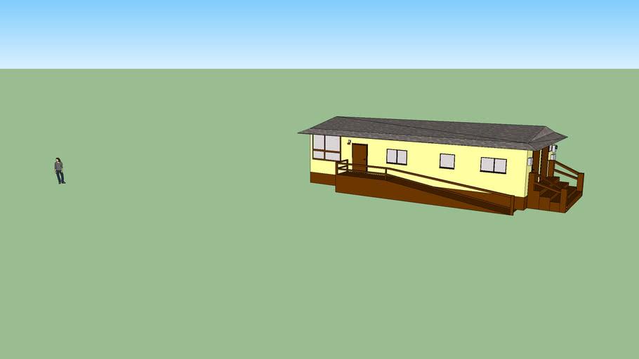 Y building