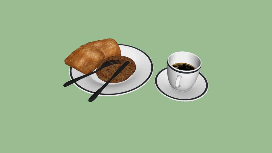 Café da manhã/ Breakfest