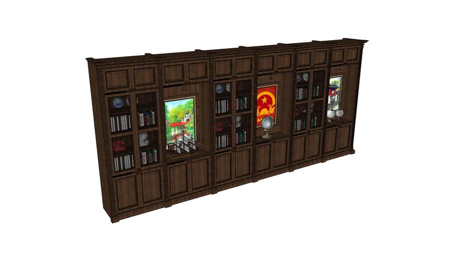 Giá sách 10 - Book Shelf10