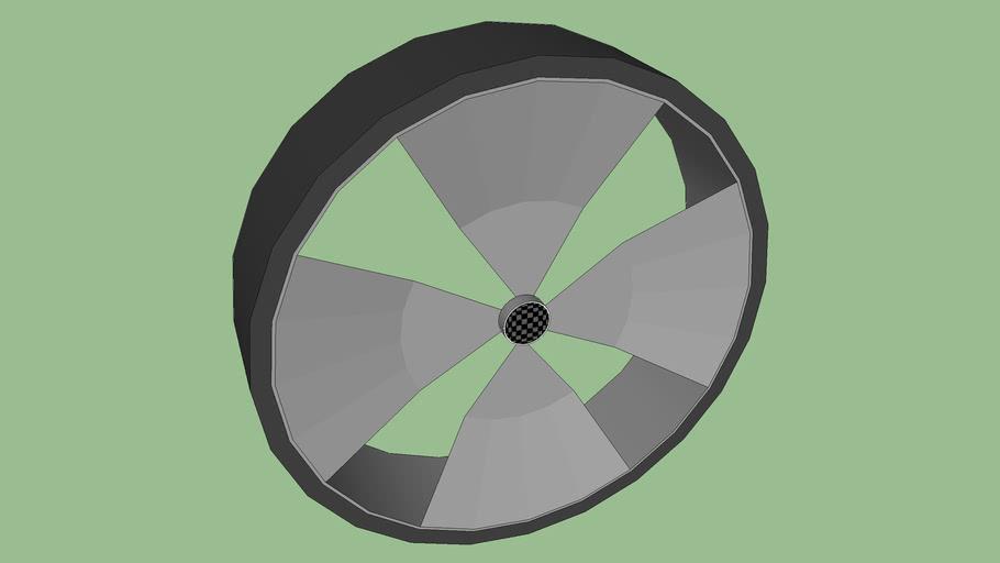 Carbon Custom Classic Wheel