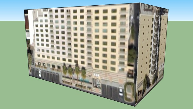 Building in Las Vegas, NV, USA