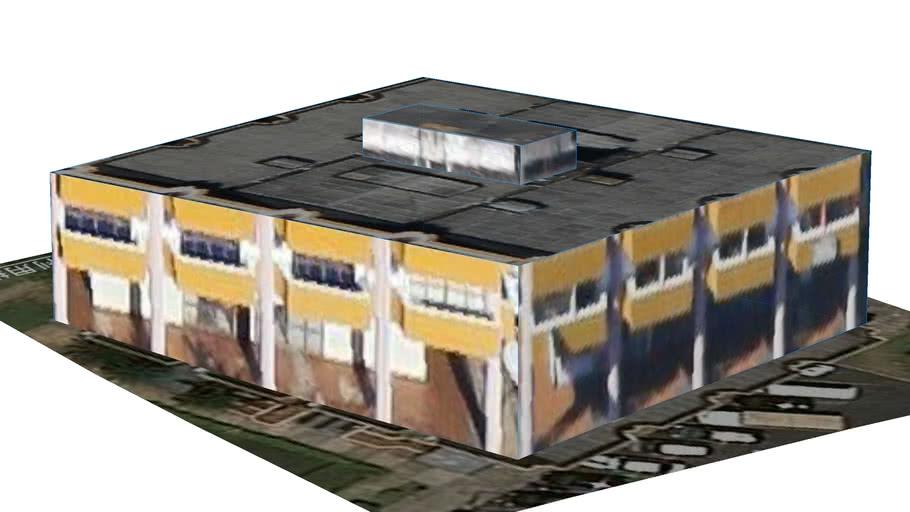 ブラジリア - ブラジリア連邦直轄区 ブラジルにある建物
