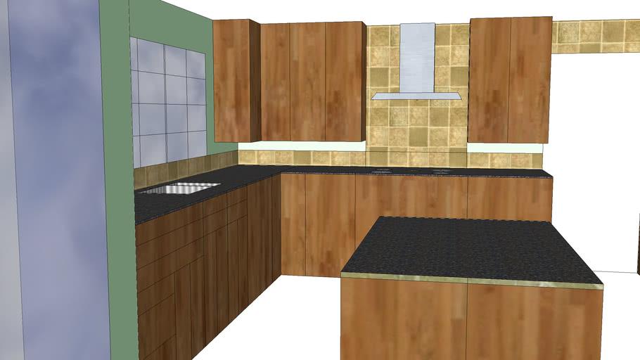 Ryland POTOMAC Kitchen Remodel Ideation
