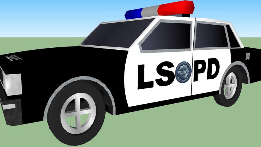Los Santos Police Departament Car
