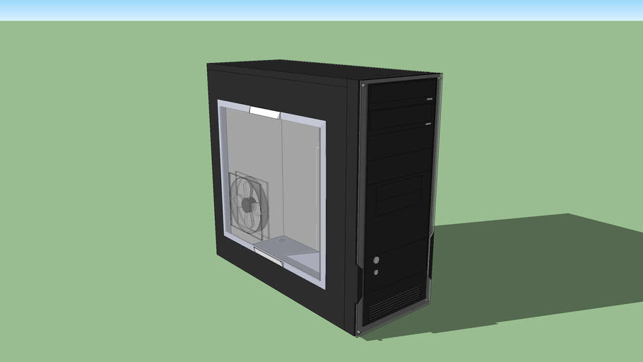 Basic Computer Case