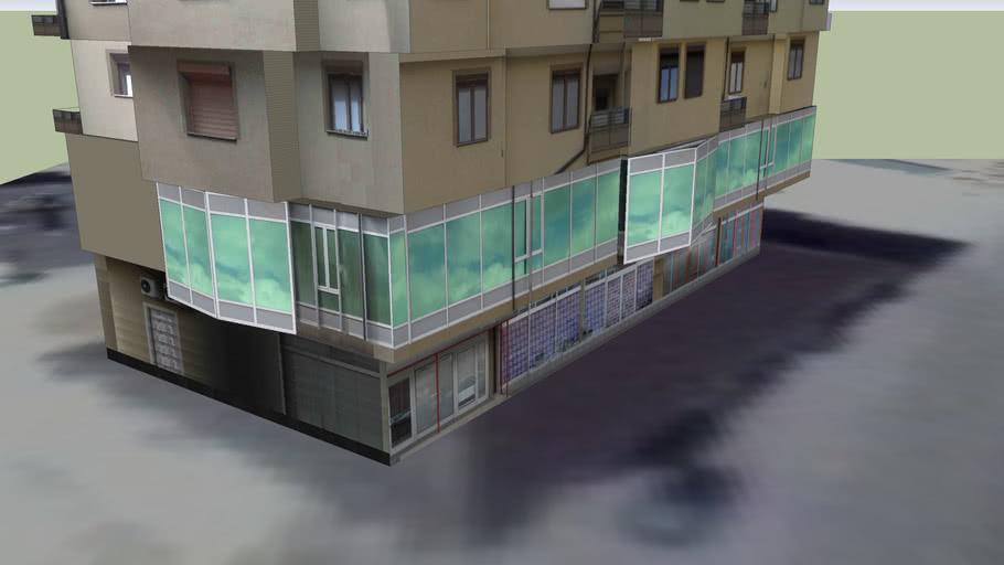 Blok 70 Zgrada Kam market - Erzana
