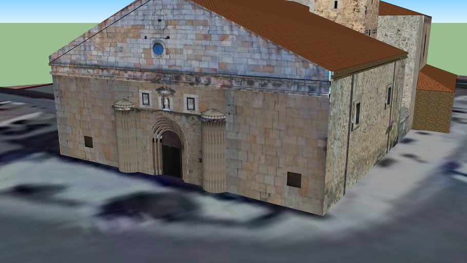 Iglesia de San Leonardo de Yagüe