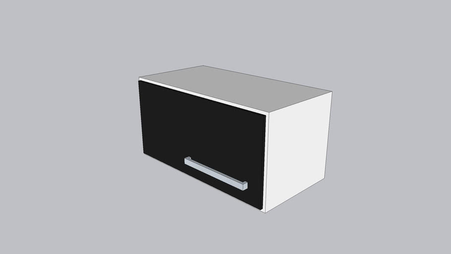 Cozinha Kappesberg Urban - Aéreo 01 Porta 300mm x 600mm