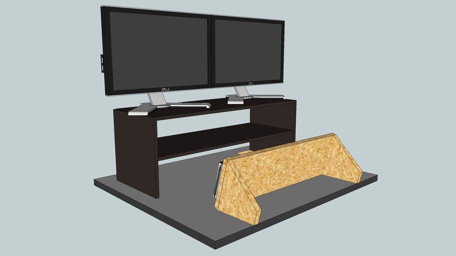 Standing Desk Mod