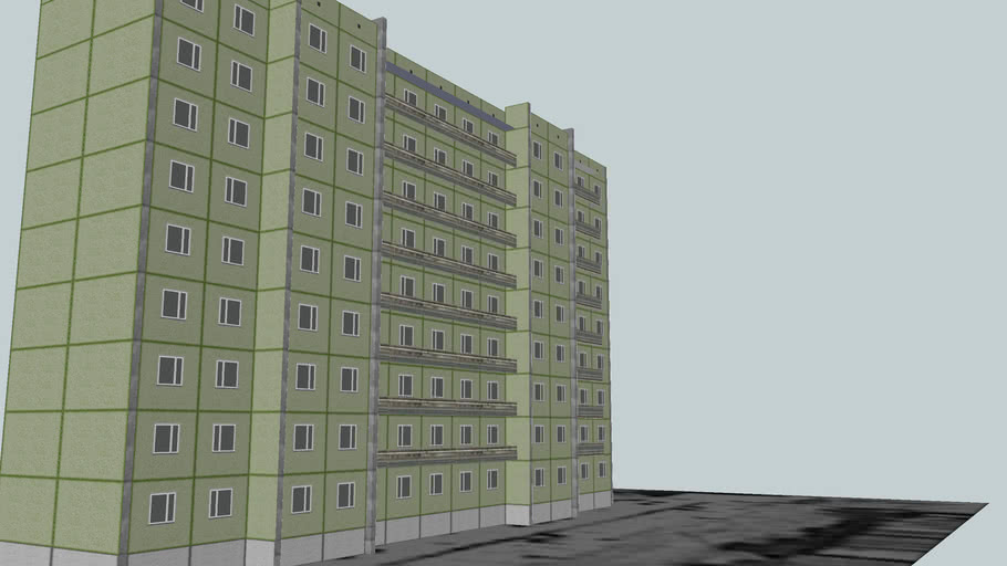 Жилой дом по ул Утепбаева5