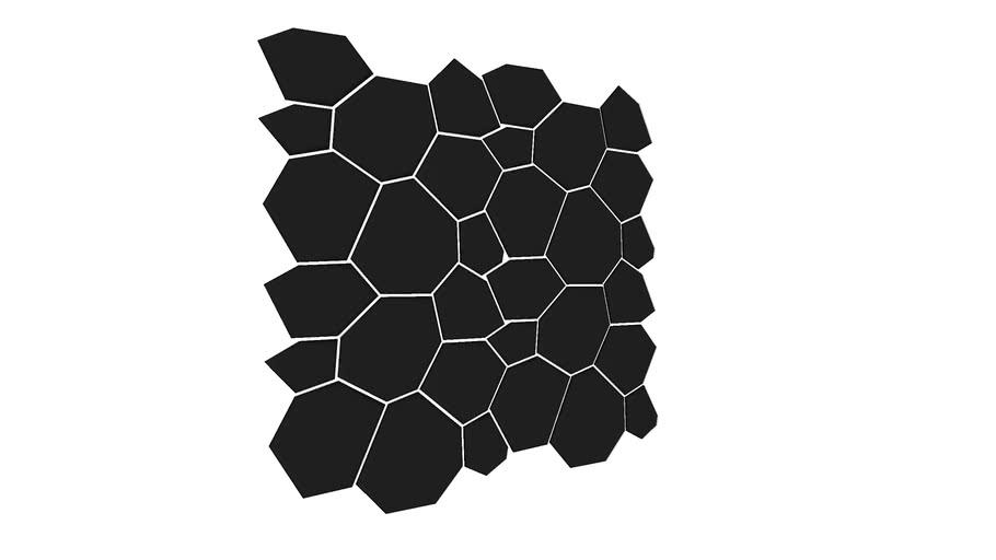 Pastilha Crocco Black - Portodesign