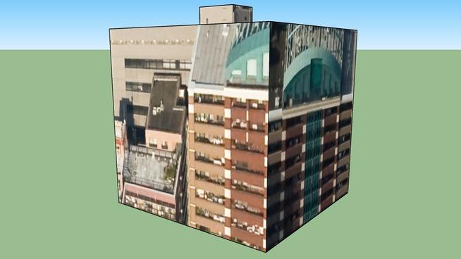 Adresa budovy: 〒150-6005