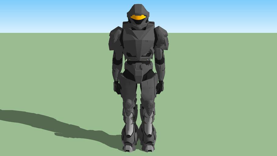 E.O.D. Recon armor