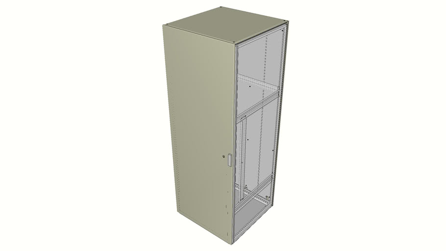 RITTAL ts8 enclosure 2200x800x800 mm