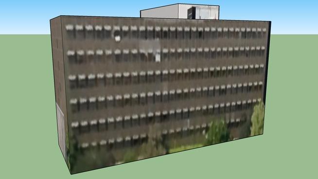 Bâtiment à Lyon 316
