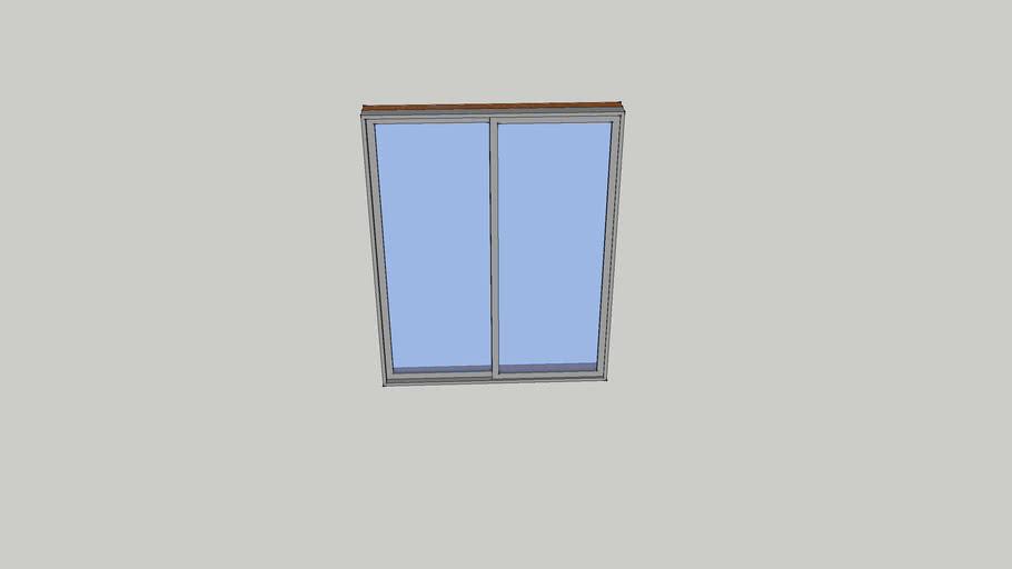 サッシ窓(1670x2100)