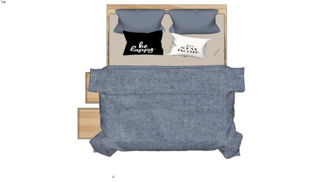 cama casal