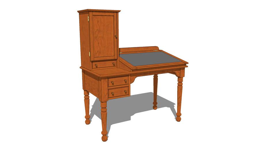 Plantation Desk - American Walnut