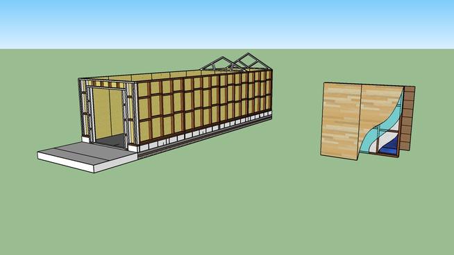 Semi constructed workshop