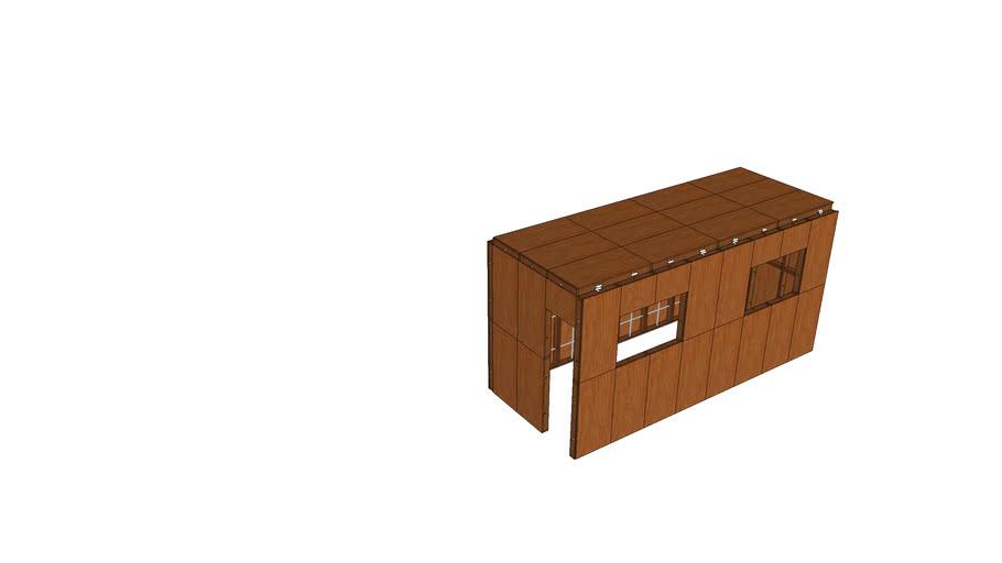Baño modular