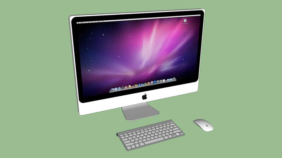 """iMac 27"""" (6ème génération)"""
