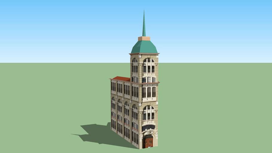 Aduana Building