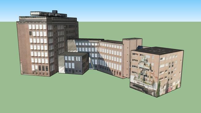 阿姆斯特丹, 荷兰的建筑模型
